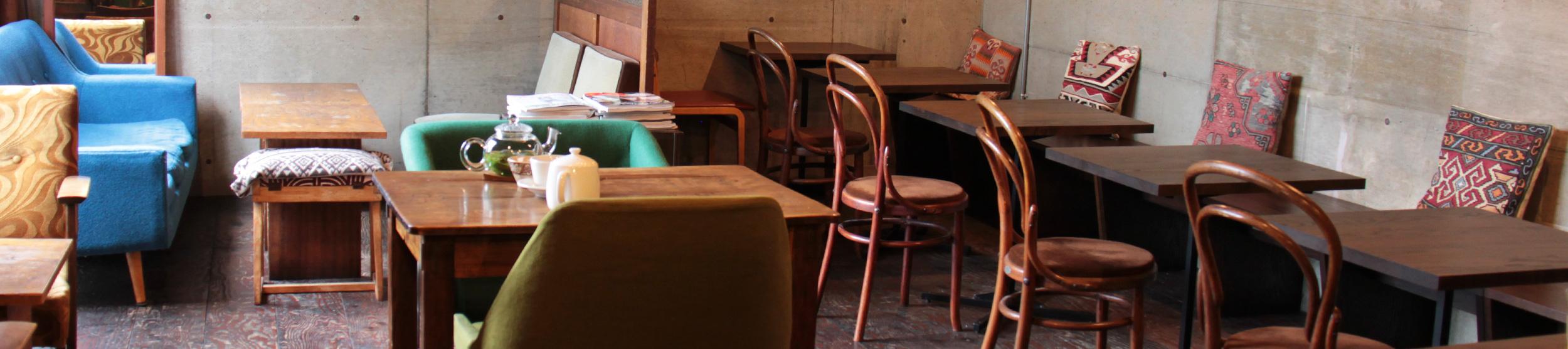 青森県弘前市にあるカフェ café ruuDho(カフェ・ルードー)