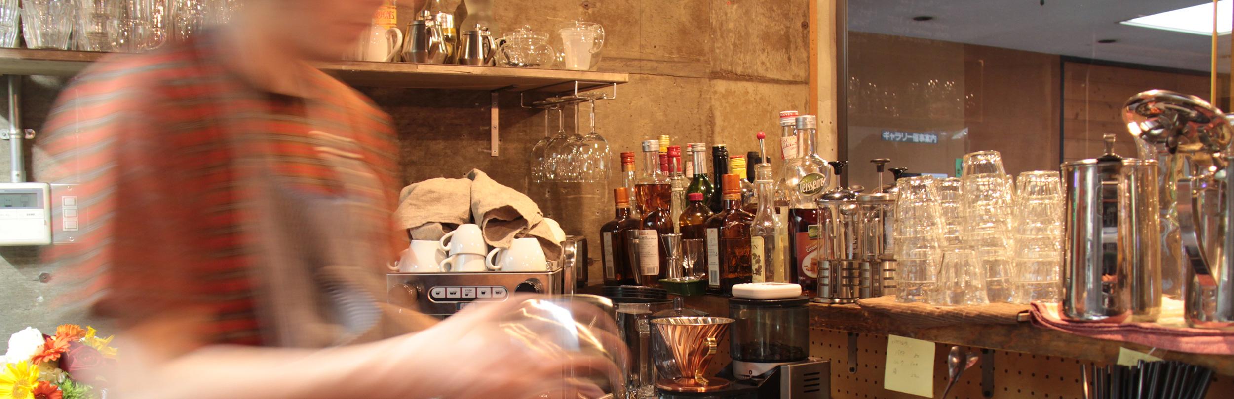 青森県弘前市にあるカフェ・ルードー(cafe・ruuDho)