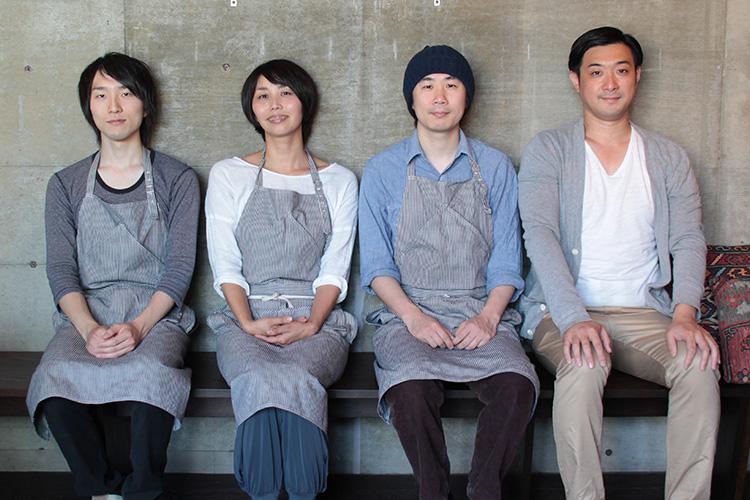 cafe ruuDho(カフェ 喫茶店 ルードー)スタッフ